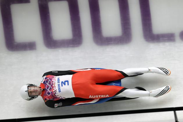 2014 Olympic Luge: Preview and Predictions for Men's Medal Round