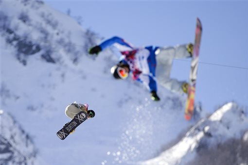 2014 Olympic Snowboarding: Preview and Predictions of Men's Halfpipe