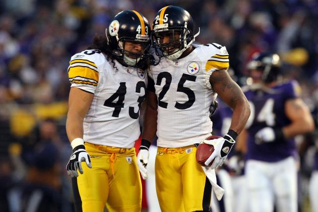 Projecting the Pittsburgh Steelers' 2014 Starting Lineup