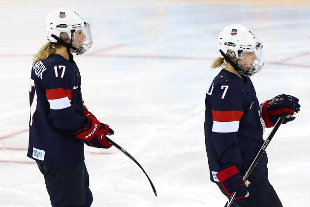2014 Olympic Women's Ice Hockey: Preview and Predictions for USA-Switzerland