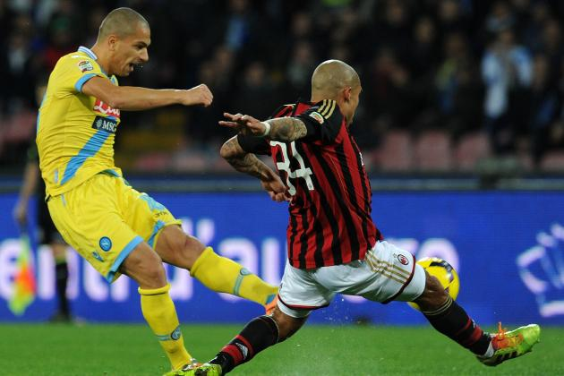 Napoli vs. Milan: 5 Things We Learned