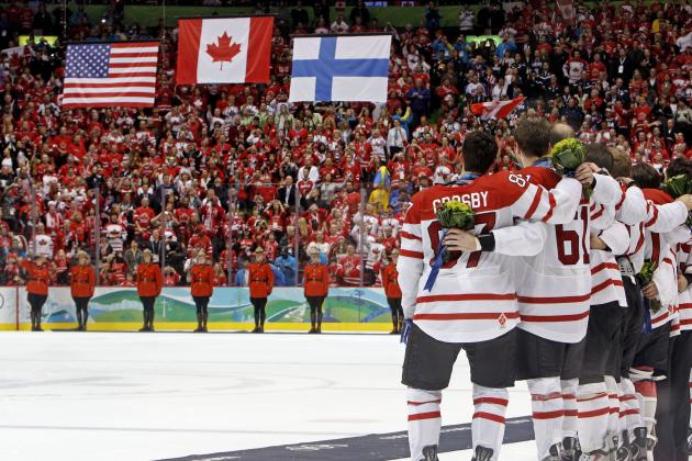 Olympic Hockey 2014: B/R Expert Predictions for Winter Olympics