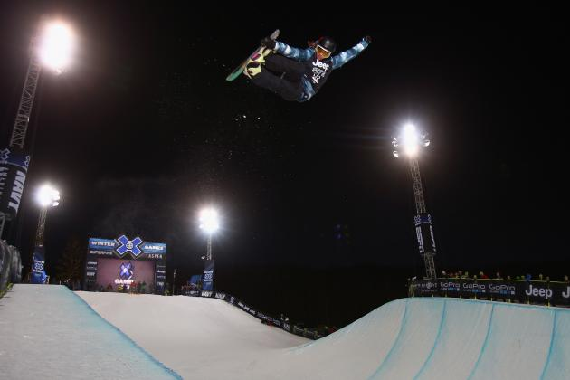 2014 Olympic Snowboarding: Preview and Predictions for Women's Halfpipe