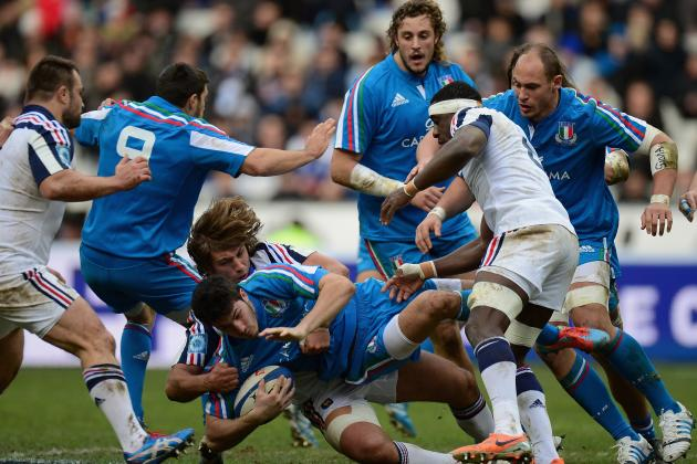 France vs. Italy: 5 Lessons Learned from 6 Nations Clash