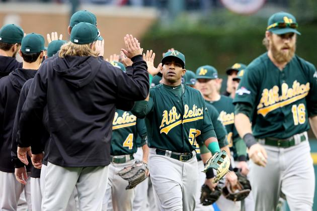 Complete Oakland A's 2014 Spring Training Preview