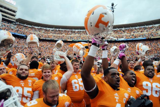 Tennessee Football: Projecting Vols' 2014 Depth Chart on Offense