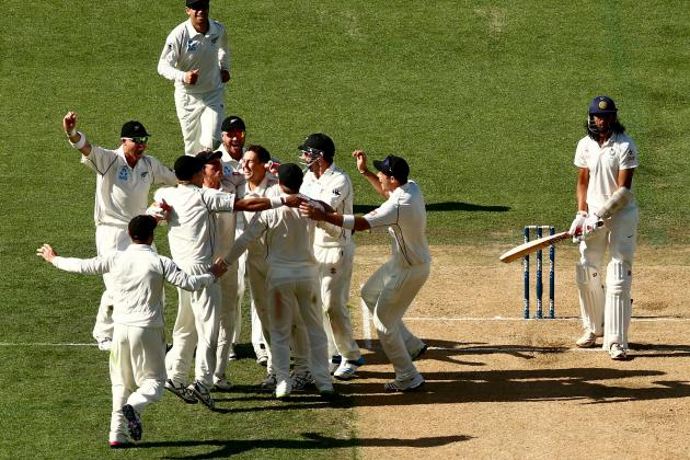 New Zealand vs. India: Winners and Losers from 1st Test in Auckland