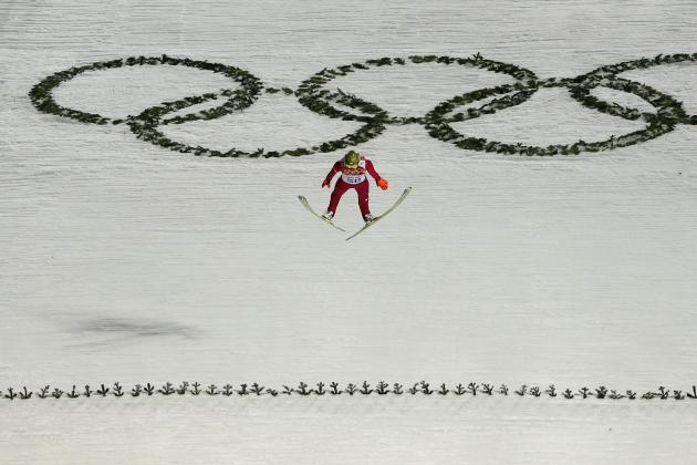 Sochi Winter Olympics 2014: Coolest Photos from Day 2