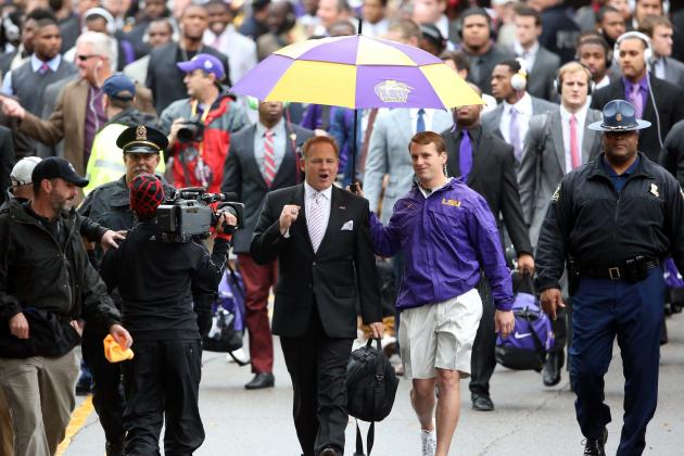 LSU Football Recruiting: Looking Ahead to 2015 Class