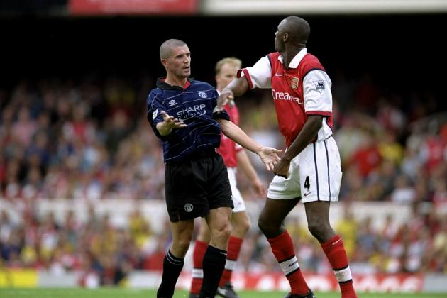 Charting the Antagonistic Rivalry Between Arsenal and Manchester United