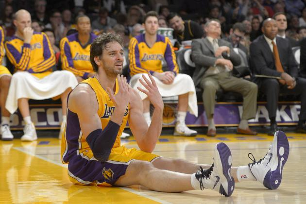 5 Hidden Reasons LA Lakers Haven't Moved Pau Gasol