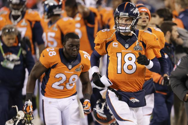 Denver Broncos Bound to Break Out in 2014