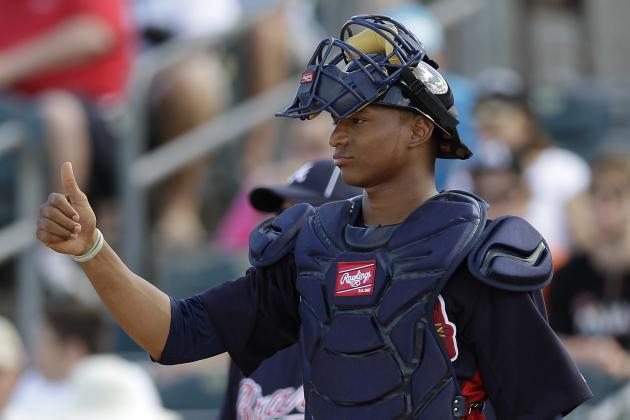 Atlanta Braves' Top 10 Prospects Heading into Spring Training