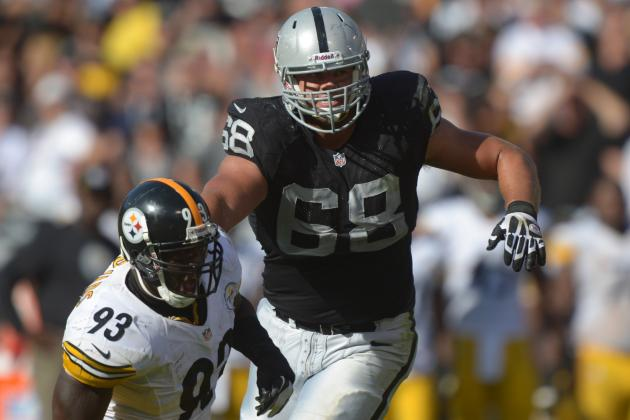 Setting Odds for Oakland Raiders Signing Their Top 7 Free-Agent Targets