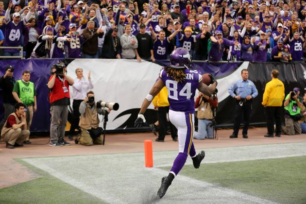 5 Minnesota Vikings Bound to Break Out in 2014
