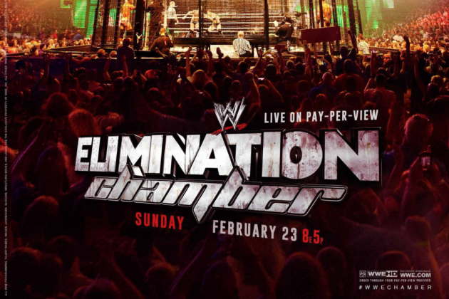 WWE Elimination Chamber 2014: Early Predictions for the Event