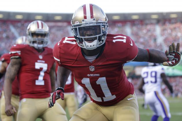 7 San Francisco 49ers Bound to Break Out in 2014