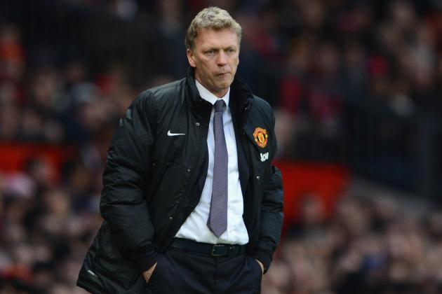 Paper News and Gossip: More Man Utd Misery for Moyes, Yaya Toure Waits on FA