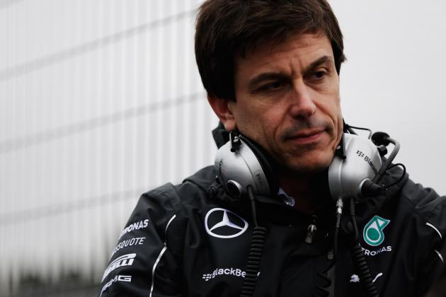 Formula One's Latest Rumours and Talk: Mercedes Warns McLaren over Engines