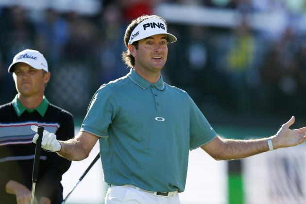 Predicting the Biggest Risers, Fallers in Official World Golf Rankings in 2014