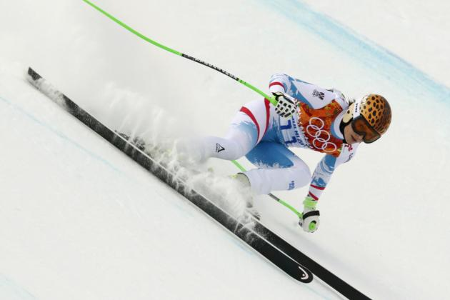 2014 Olympic Alpine Skiing: Preview and Predictions for Women's Downhill