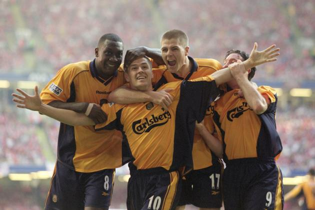 Ranking the 6 Best Cup Meetings Between Arsenal and Liverpool