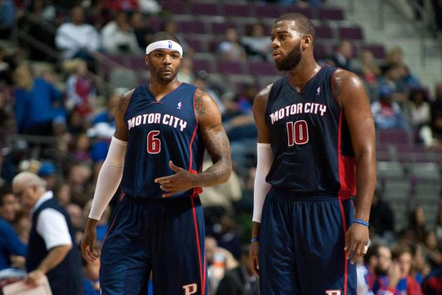Potential Trade Scenarios for Detroit Pistons to Shake Up Roster