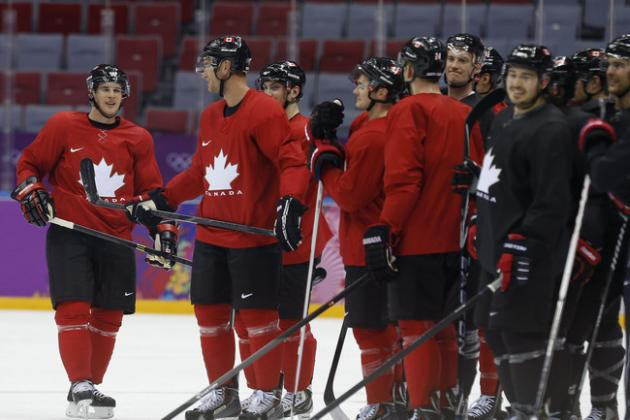 Olympic Hockey 2014: Gold Medal Odds for Every Team
