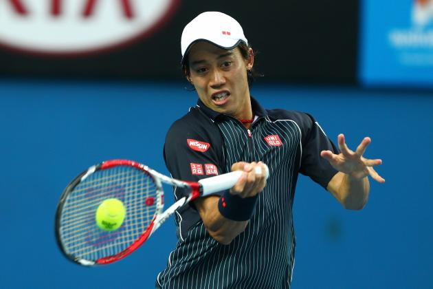 US National Indoor Tennis Championships 2014: Daily Scores, Results and Schedule
