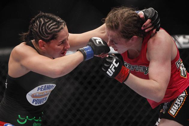 Jessica Eye Failed Drug Test: Lessons Learned from One of MMA's Silliest Stories