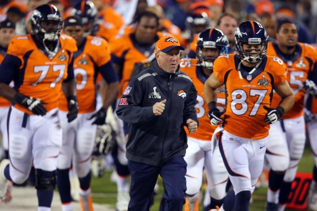 NFL Teams Entering Make-or-Break Offseasons in 2014