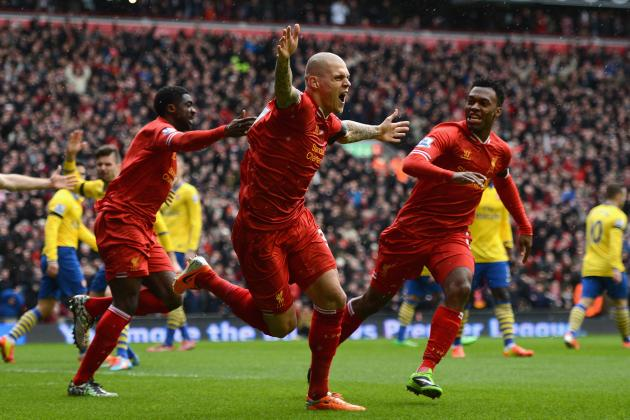 Power Ranking the Top 20 European Clubs: Liverpool and Chelsea Rise Fast