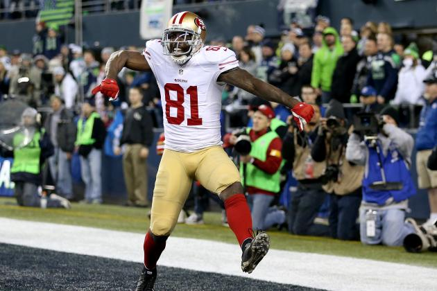 San Francisco 49ers: 8 Free-Agent Cornerbacks, Wide Receivers Who Fit SF's Style
