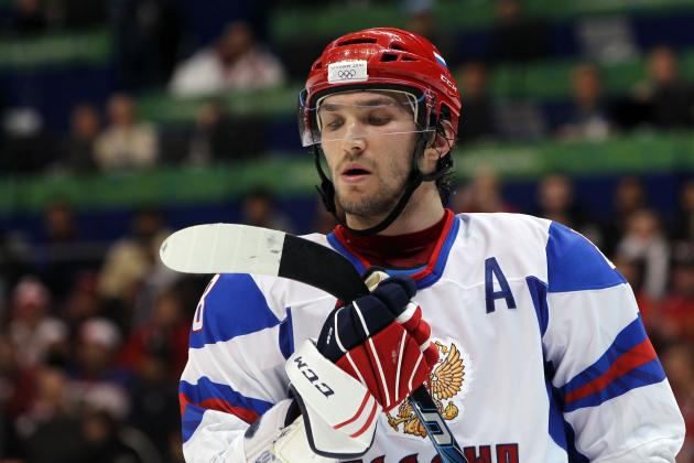 Olympic Hockey 2014: Tracking Stats for Every NHL Player at Sochi