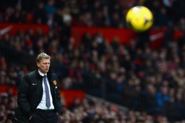 5 Questions You'd Love to Ask Manchester United Boss David Moyes