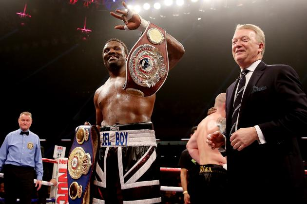 Dereck Chisora vs. Kevin Johnson: Head-to-Toe Breakdown of Both Fighters