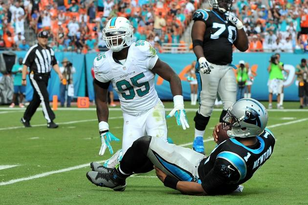 5 Miami Dolphins Bound to Breakout in 2014