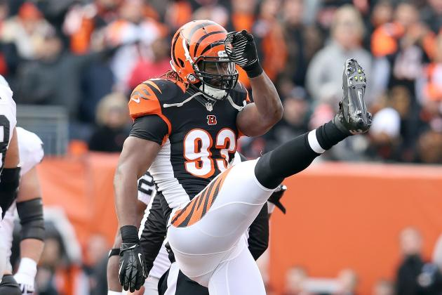Setting Odds for Cincinnati Bengals Signing Their Top 5 Free-Agent Targets