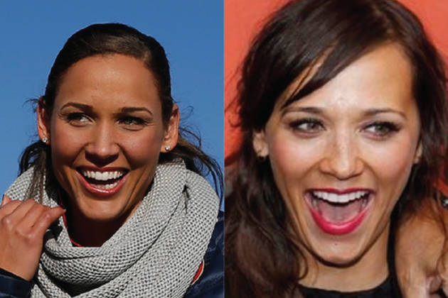 2014 Sochi Winter Olympic Doppelgangers