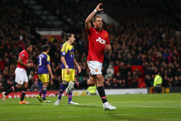 5 Questions You'd Love to Ask Mexico and Manchester United's Javier Hernandez