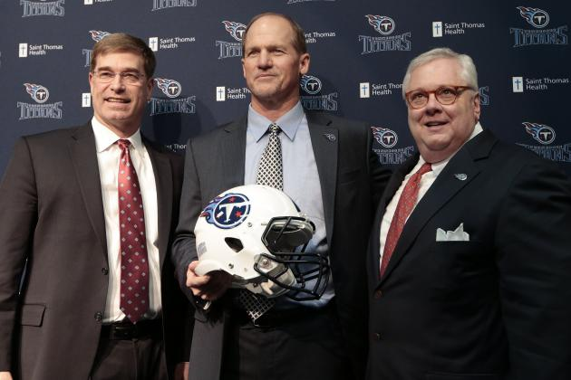 Tennessee Titans: Power Ranking Top Choices in 1st Round of NFL Draft