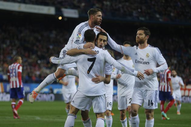 Atletico Madrid 0-2 Real Madrid: 6 Things We Learned