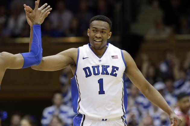 2014 NBA Mock Draft: Projecting Entire First Round, Pre-Trade Deadline