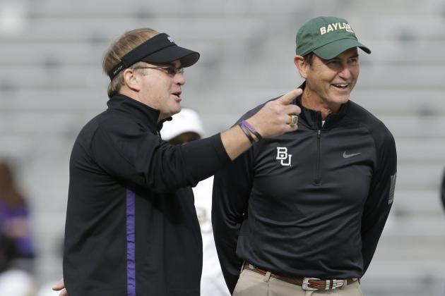 8 College Football Coaching Showdowns We Can't Wait to See in 2014