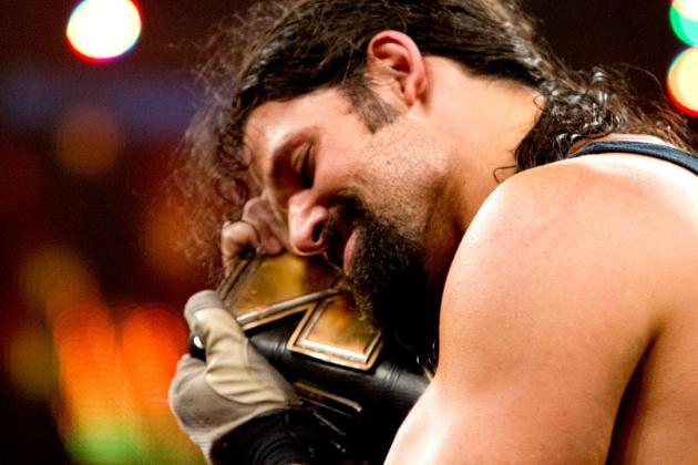 Adam Rose, Byron Saxton and Latest WWE NXT Developmental News