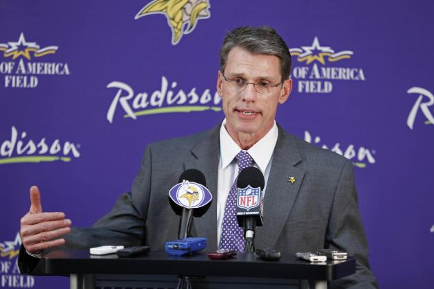Analyzing Minnesota Vikings' Best Trade Options With 8th Pick in NFL Draft