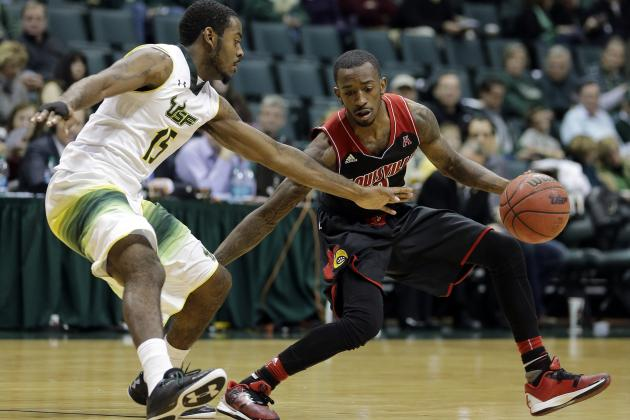 Ranking the Best Ball-Handlers in the 2013-14 College Basketball Season