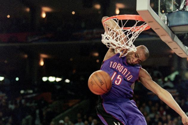 Ranking the 25 Greatest Dunks in Recent NBA Dunk Contest History