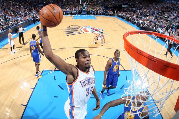 Grading Every Key OKC Thunder Player Heading into NBA All-Star Break