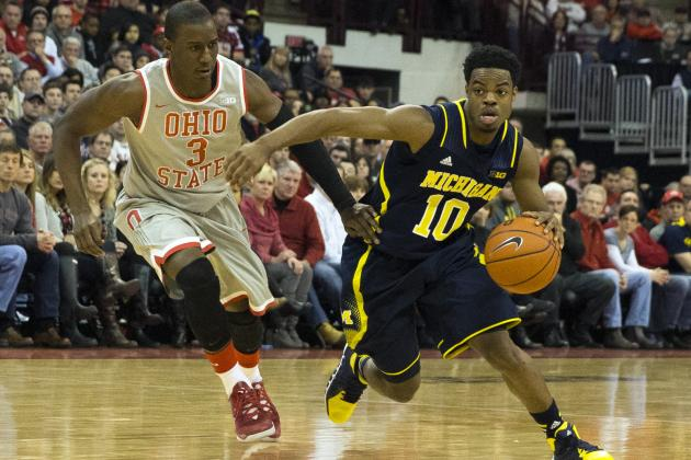 Michigan Basketball: 5 Takeaways from Wolverines' Win over Ohio State